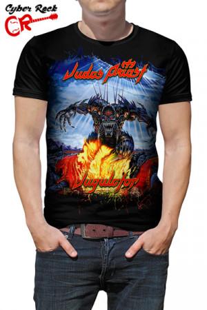 Camiseta Judas Priest - Jugulator