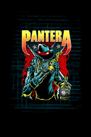 Camiseta Pantera II
