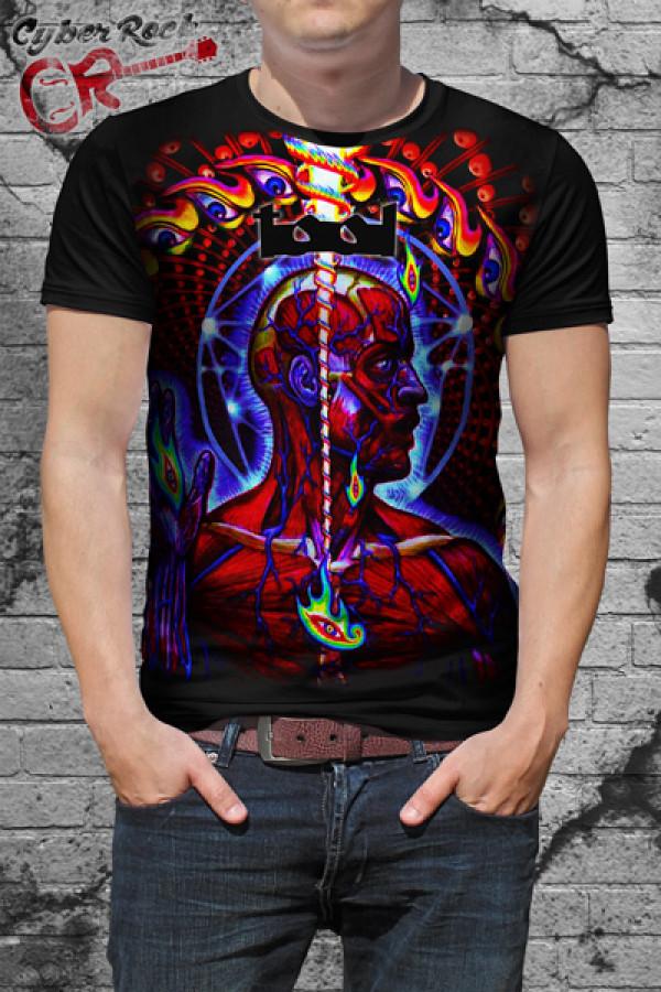 Camiseta Tool Lateralus