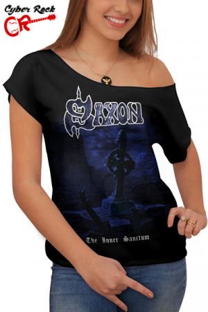 Blusinha Saxon The Inner Sanctum