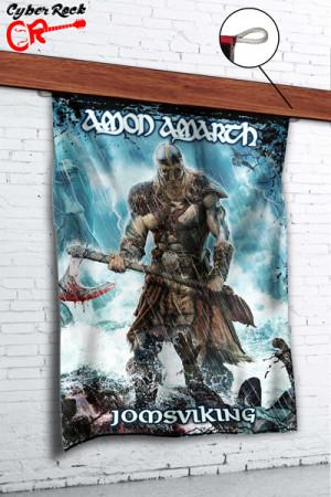 Bandeira Amon Amarth Jomsviking