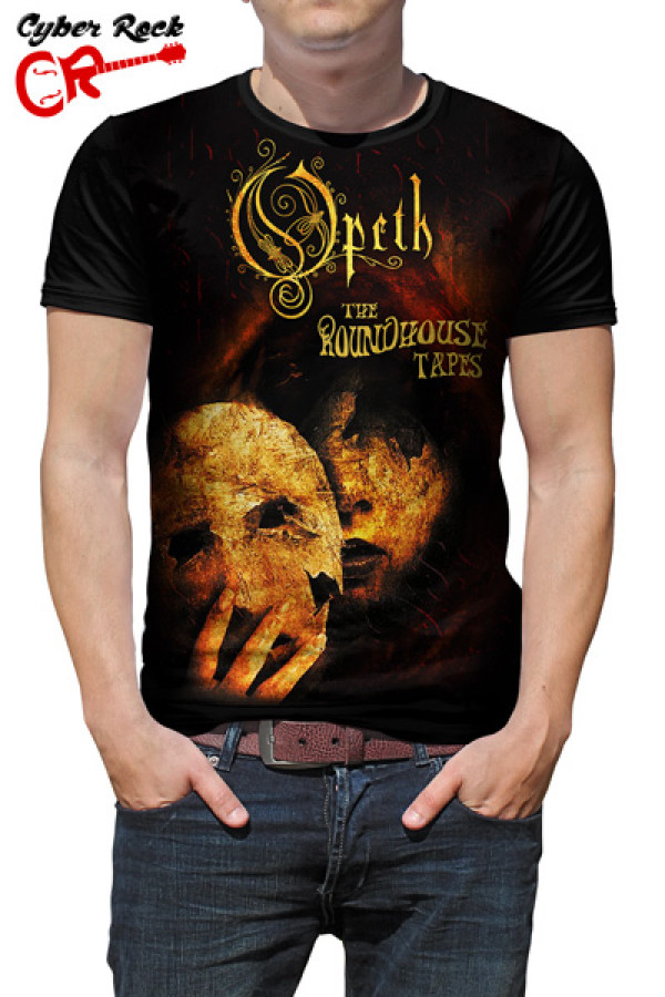Camiseta Opeth The Roundhouse Tapes