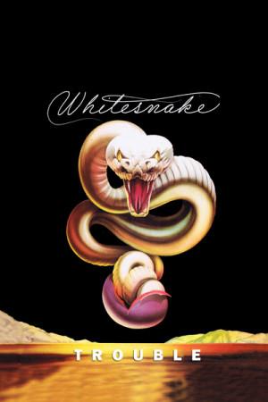Blusinha Whitesnake - Trouble