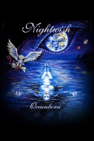 Blusinha Nightwish Oceanborn