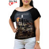 Blusinha Iron Maiden A Matter Of Life And Death