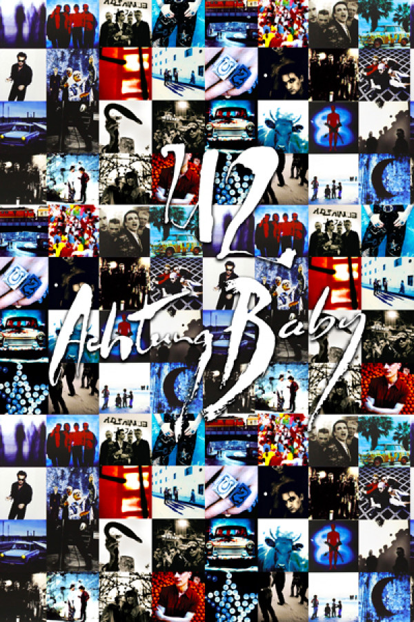 Blusinha U2 Achtung-Baby