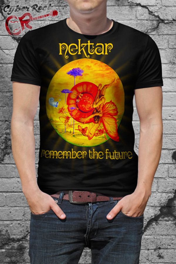 Camiseta Nektar - Remember the Future