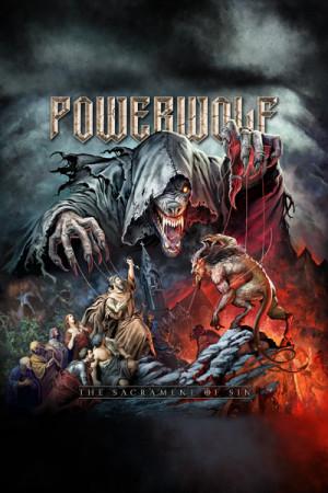 Camiseta Powerwolf The Sacrament of Sin