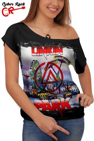 Blusinha Linkin Park Parque