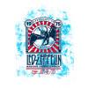 Blusinha Led Zeppelin Madison75 branca