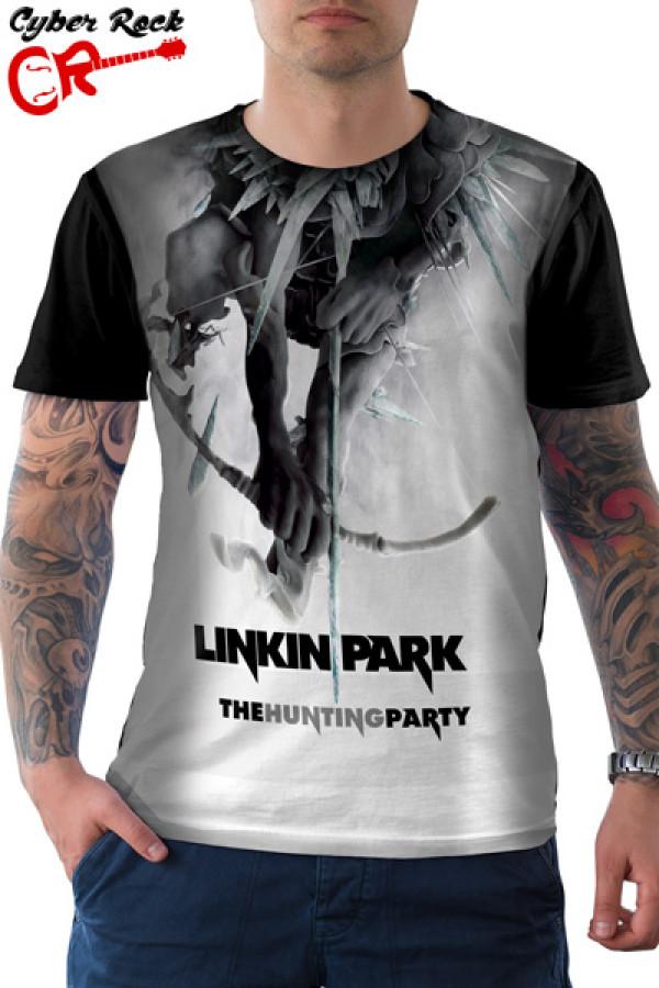 Camiseta Linkin Park The Hunting Party