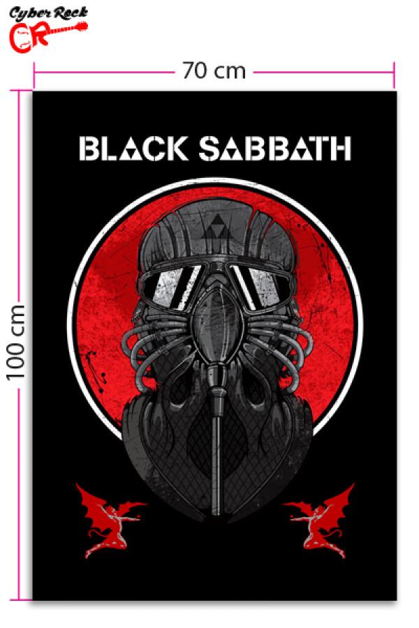 Bandeira Black Sabbath