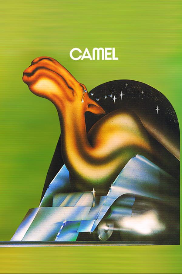Camiseta Camel 1973