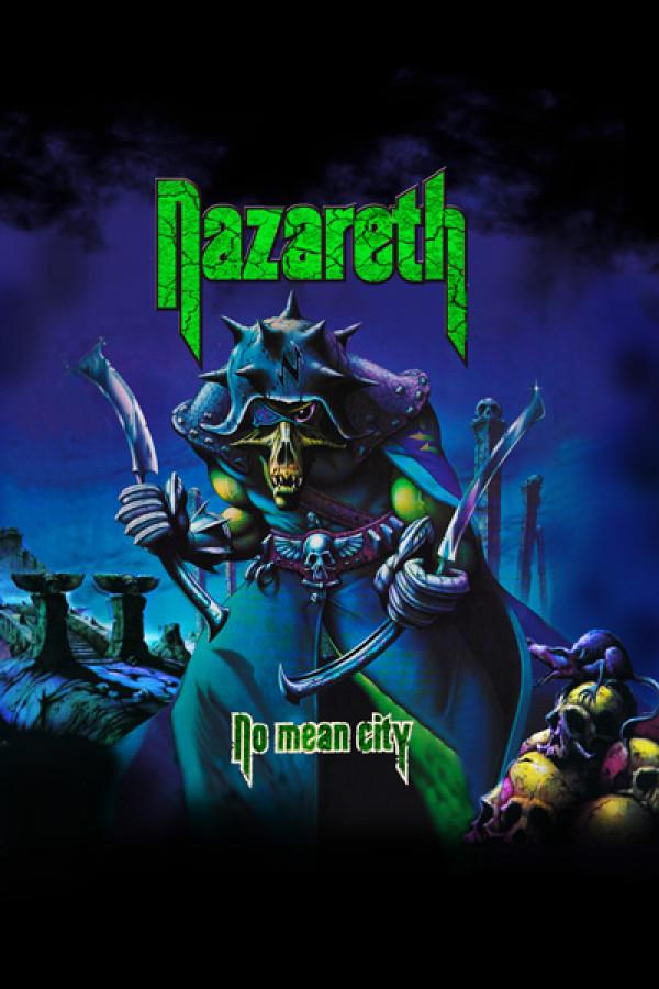 Camiseta Nazareth No Mean City