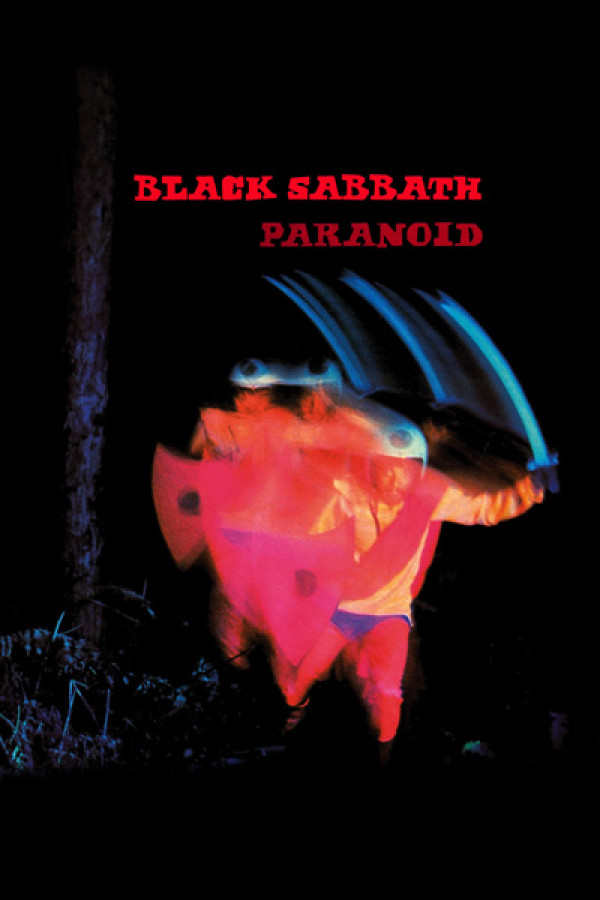 Regata Black Sabbath Paranoid