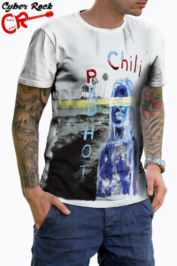 Camiseta Red Hot Chilli Peppers By The Way