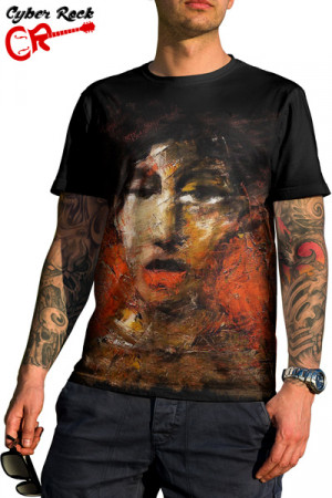 Camiseta HIM Venus Doom
