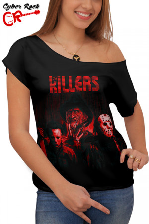 Blusinha The Killers Assassinos