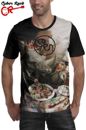 Camiseta Soen Tellurian