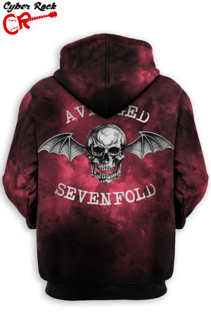 Blusa Avenged Sevenfold O Synyster Gates