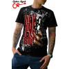 Camiseta Ramones Hey Ho Lets Go
