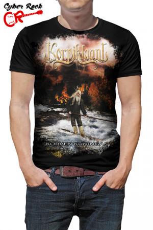 Camiseta Korpiklaani Korven Kuningas