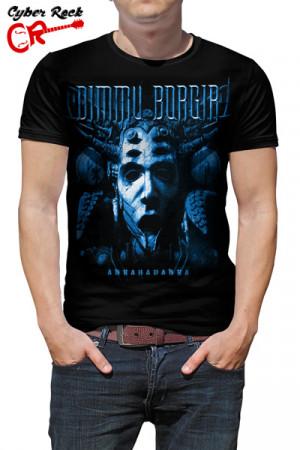 Camiseta Dimmu Borgir Abrahadabra