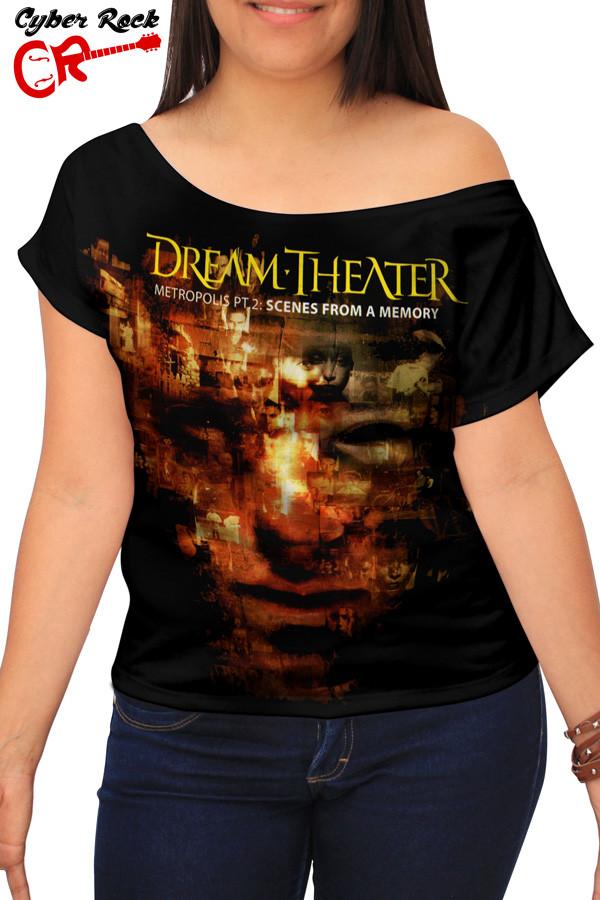 Blusinha Dream Theater