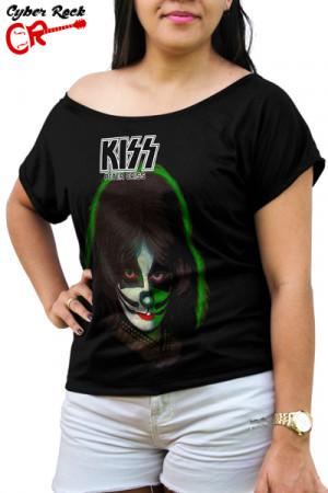 Blusinha Kiss Peter Criss