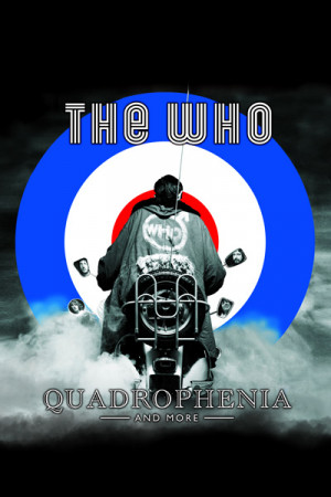 Blusinha The Who Quadrophenia