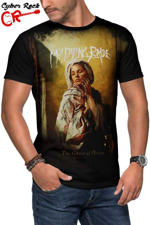 camiseta My Dying Bride The Ghost of Orion