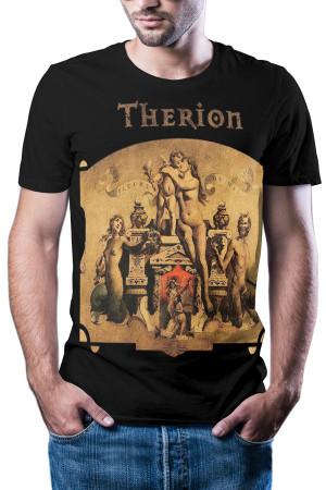 Camiseta Therion Fleurs Du Mal
