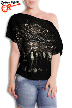 Blusinha Nightwish