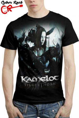 Camiseta Kamelot - Silverthorn