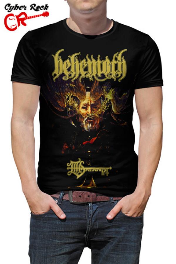 Camiseta Behemoth The Satanist