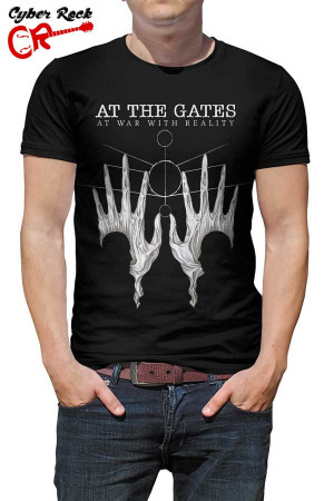 Camiseta  At the Gates At War With Reality