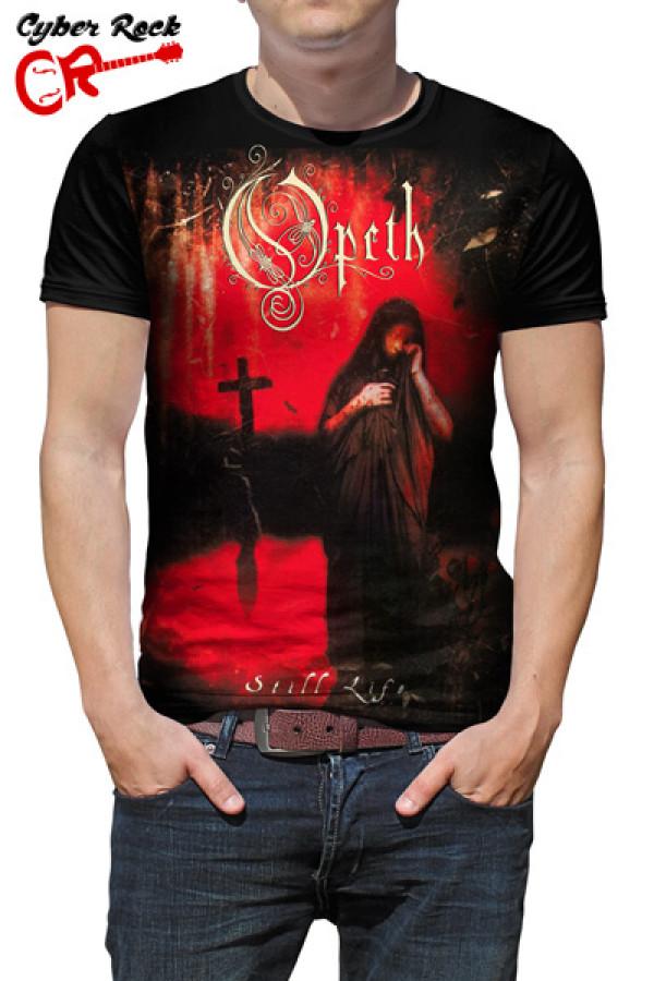 Camiseta Opeth Still Life