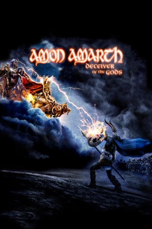 Blusinha Amon Amarth Deceiver of the Gods