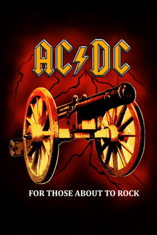 Regata AC/DC About To Rock