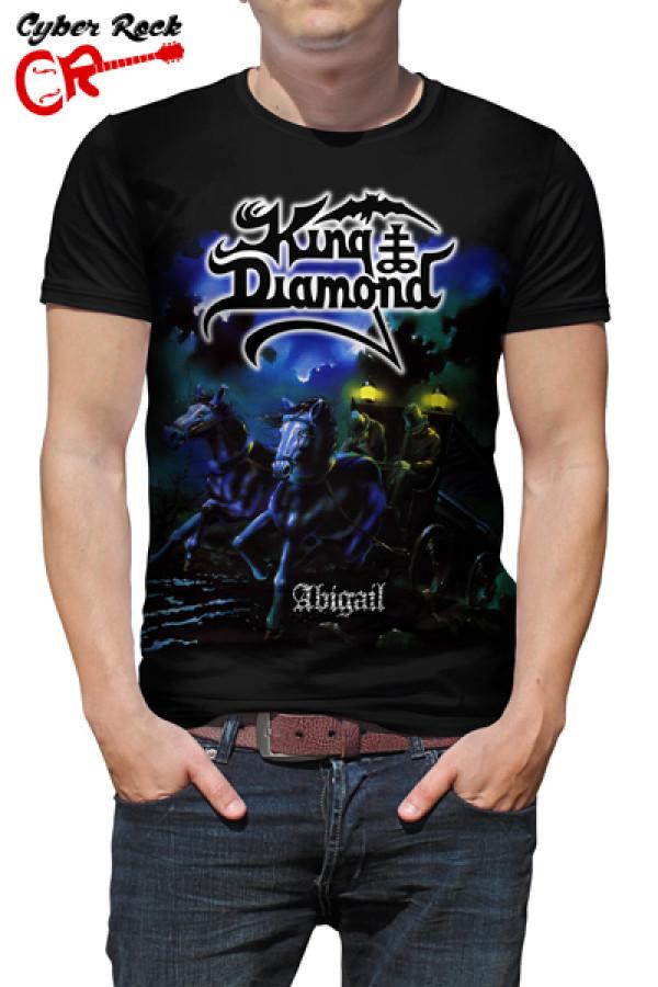 Camiseta King Diamond Abigail
