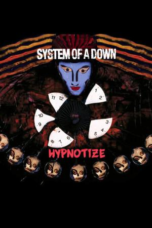 Camiseta System Of a Down Hypnotize