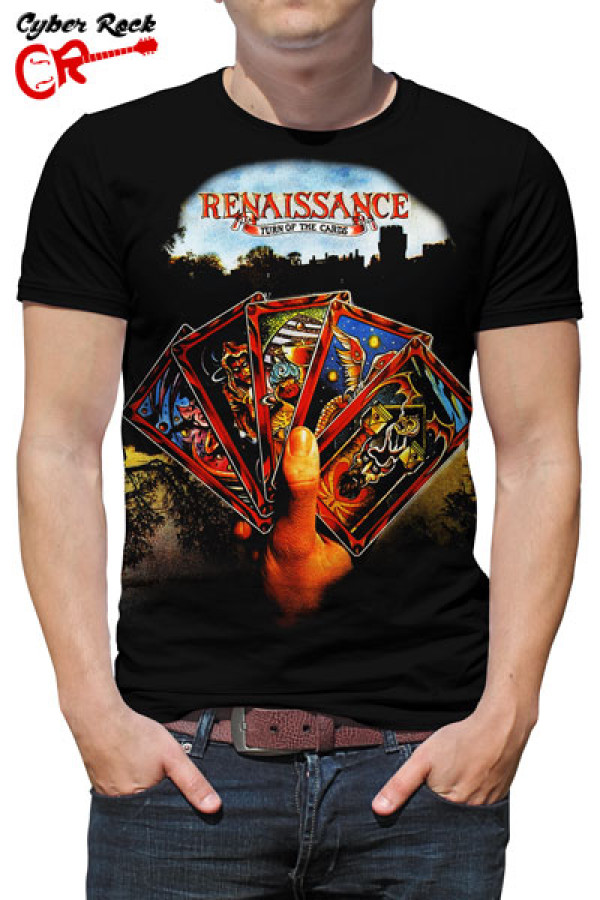 Camiseta Renaissance