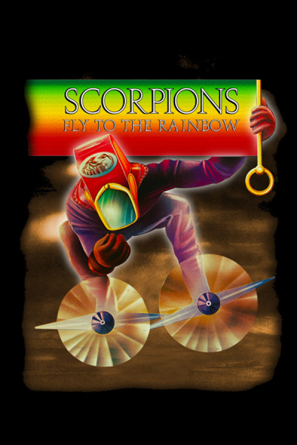 Regata Scorpions Fly To The Rainbow