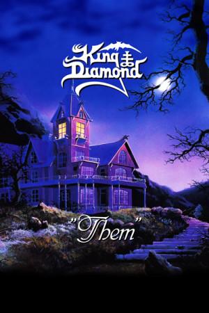 Blusinha King Diamond Them