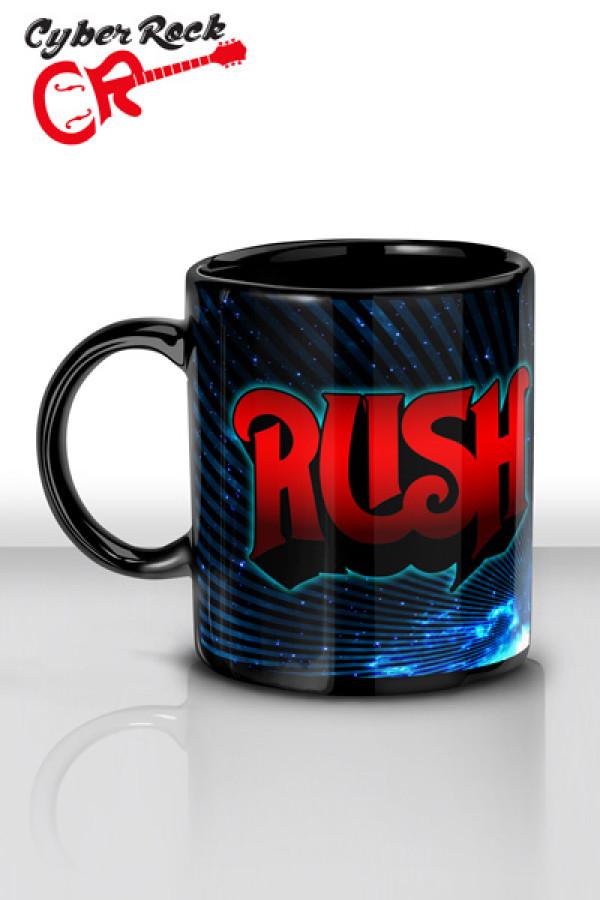 Caneca Rush Logo