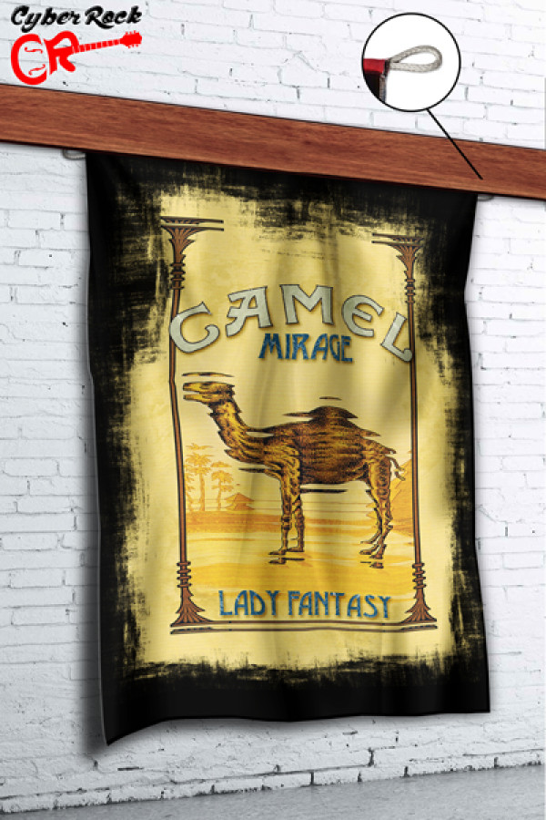 Bandeira Camel