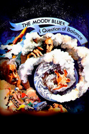Camiseta The Moody Blues A Question of Balance