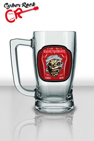 Caneca Chopp Iron Maiden 2