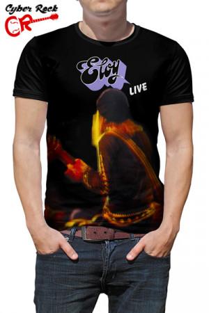 Camiseta Eloy Live