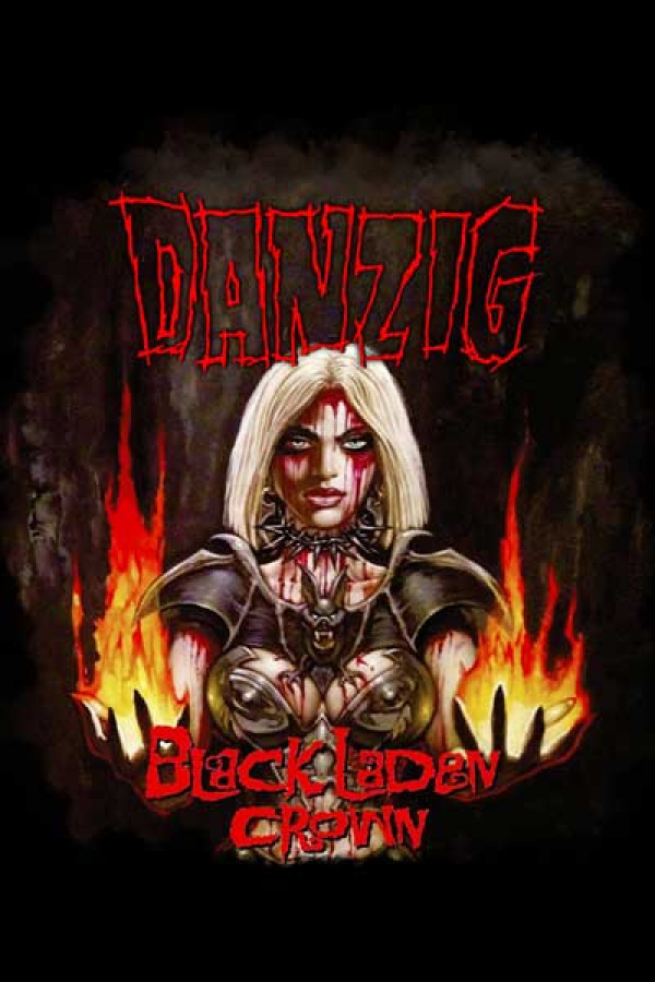 Arte Danzig Black Laden Crown